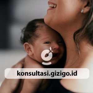 konsultasi gizi ibu hamil KEK menyusui nifas