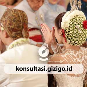 konsultasi gizi calon pengantin menikah